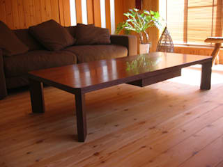 オーダー家具: woodworks MATSUBARAが手掛けた折衷的なです。,オリジナル