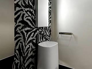 Bad11: moderne Badezimmer von badconcepte