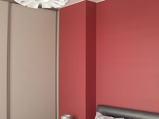 ORDONA: styl , w kategorii Sypialnia zaprojektowany przez Małgorzata Gilarska Architekt