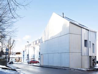 by Studio für Architektur Bernd Vordermeier Minimalist