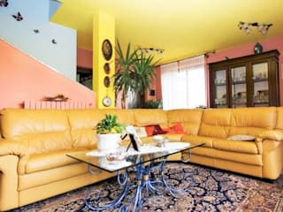 ATELEON Living room Multicolored