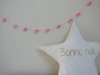 guirlande d'étoiles en papier:  de style  par Cha'Home créations