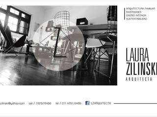laura zilinski arquitecta Офіси та магазини