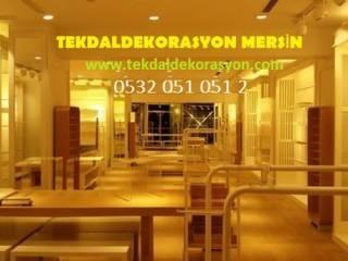MERSİN DEKORASYON TEKDAL DEKORASYON *0532 051 051 2* Mersin