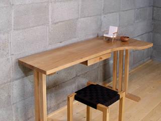 使い手の参加できる家具作り: 家具木工 みずき工房が手掛けた折衷的なです。,オリジナル