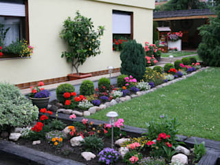Gartenumgestaltung:   von Fa. RESANEO®