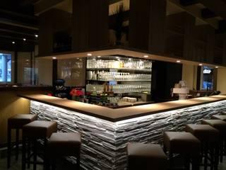 Umbau Restaurant Chamäleo:  Gastronomie von Fa. RESANEO®