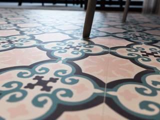 La celebre 10200.. Mosaic del Sur Pareti & Pavimenti in stile classico