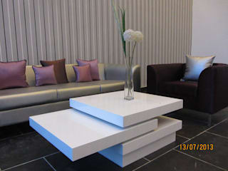 Modern Walls and Floors by De Panache - Interior Architects Modern