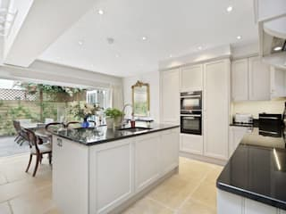 Allestree Road:  Kitchen by Paterson Wood Ltd