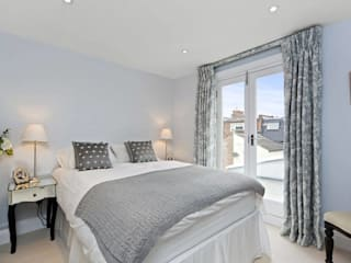 Allestree Road:  Bedroom by Paterson Wood Ltd