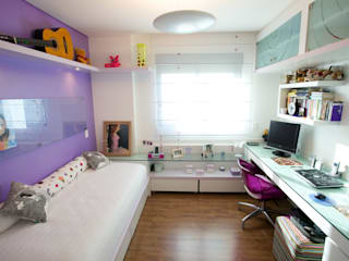 Patrícia Azoni Arquitetura + Arte & Design Nursery/kid's room