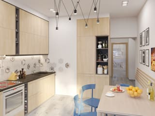 Giovani Design Studio Kitchen
