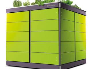 in stile  di Garten-Q GmbH, Moderno