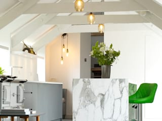The Marble Kitchen Papilio Cocinas modernas