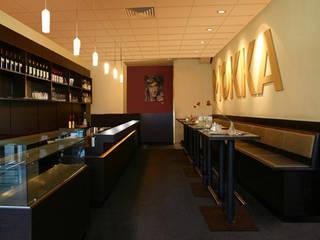 Café Mokka, Mönchengladbach Moderne Gastronomie von Architekturbüro Schumacher Modern