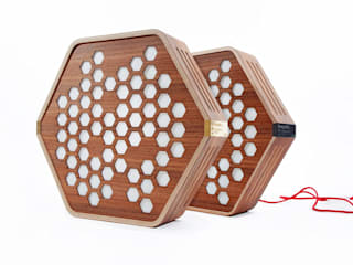 La Collection Honeycomb par Steppenwolf Design Éclectique