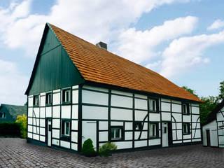 Diverse Projekte Landhäuser von Architekturbüro Schumacher Landhaus