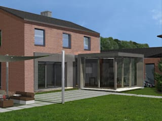 Diverse Projekte Moderne Esszimmer von Architekturbüro Schumacher Modern