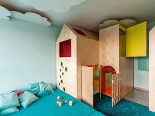 Modern Kid's Room by INTERURBAN Modern