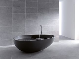Mastella Design حمام دوش وأحواض إستحمام مواد مُصنعة Black
