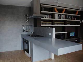 Appartamento su misura: Cucina in stile  di Alessandro Jurcovich Architetto