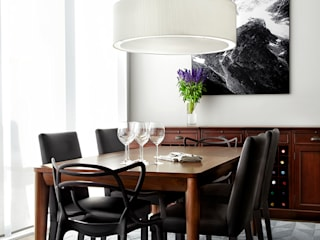 Modern dining room by ANNA DUVAL Modern
