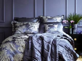 Charlie Night silk bedspread:   by Gingerlily