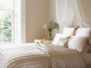 Gingerlily silk throws and bedspreads por Gingerlily Clássico