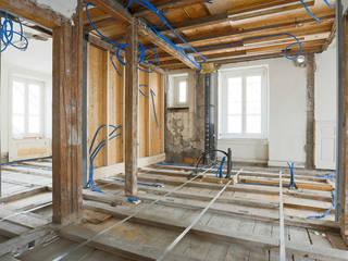 Jugendstil Mehrfamilienhaus Zürich-Seefeld:   von Fastarch Architekturbüro eth/sia