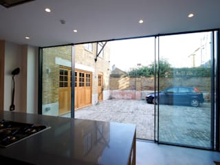 Grange House IQ Glass UK Modern windows & doors