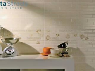 Quinta Strada - Ceramic Store Classic style kitchen