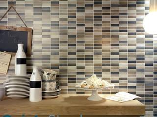 Cocinas de estilo clásico de Quinta Strada - Ceramic Store Clásico