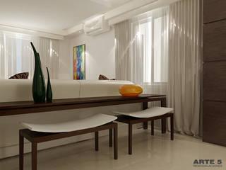 Residencia Unifamiliar Casas de estilo minimalista de Arte 5 Remodelaciones Minimalista