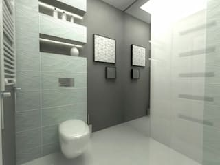 modern Bathroom by Arch/tecture