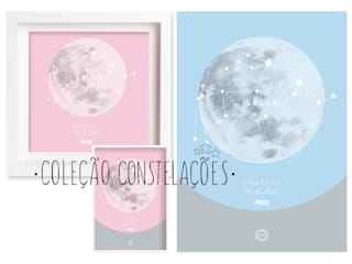 Constelações - Constellations por MyNest Moderno