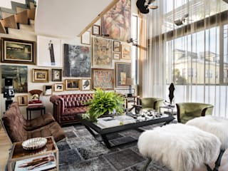 eclectic  by Antonio Martins Interior Design Inc, Eclectic