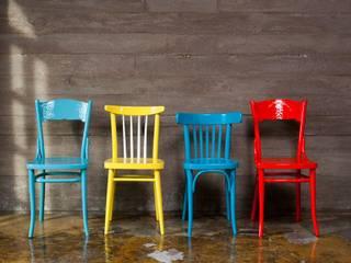 Коллекция антикварных стульев «Новое ретро» от New Retro Лофт