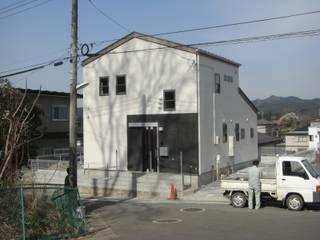 蔵王連峰の見える 終の棲家 仙台市若林区Y邸: 羽鳥建築設計室が手掛けた家です。