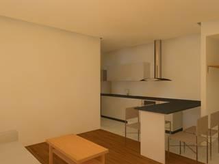 Appartement Blagnac Cuisine moderne par i Petra France Moderne