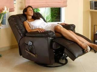 Hogart, sillones relax y masaje :  de estilo  de Hogart