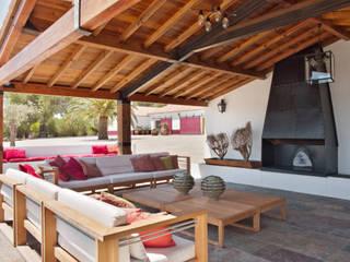 Houses by SA&V - SAARANHA&VASCONCELOS, Rustic