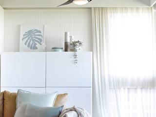 CASA BRUNO nuevos ventiladores con motores AC y DC fotos ambiente de Casa Bruno American Home Decor Moderno
