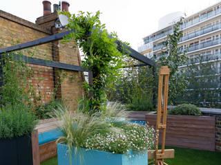 Modern garden by JoanMa Roig / Paisatgista Modern