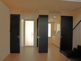 4+1 arquitectes 現代廚房設計點子、靈感&圖片