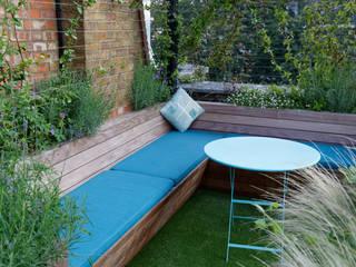 Pimlico - Terraza Jardines de estilo moderno de JoanMa Roig / Paisatgista Moderno