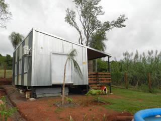 Casas de estilo minimalista por ENNE Arquitectura