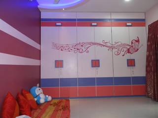 Moderne Kinderzimmer von UNIQUE DESIGNERS & ARCHITECTS Modern