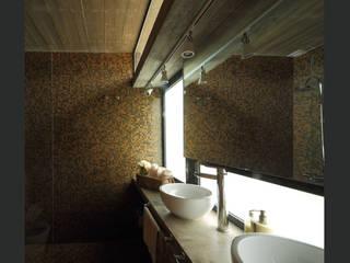 Minimalist bathroom by homify Minimalist Concrete