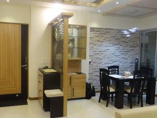 Moderne Esszimmer von UNIQUE DESIGNERS & ARCHITECTS Modern